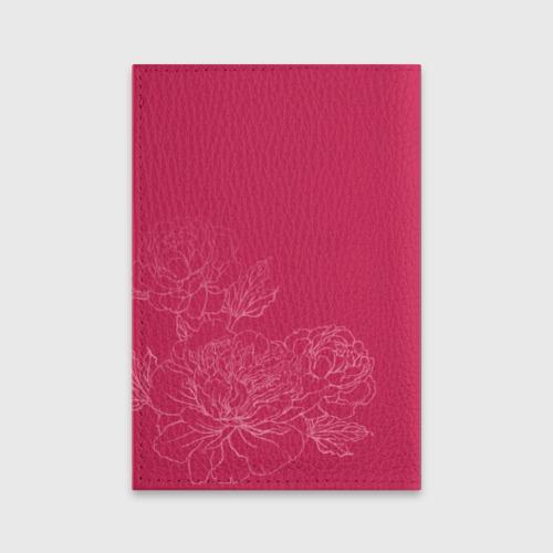 Обложка для паспорта матовая кожа  Фото 02, Её величество Настя