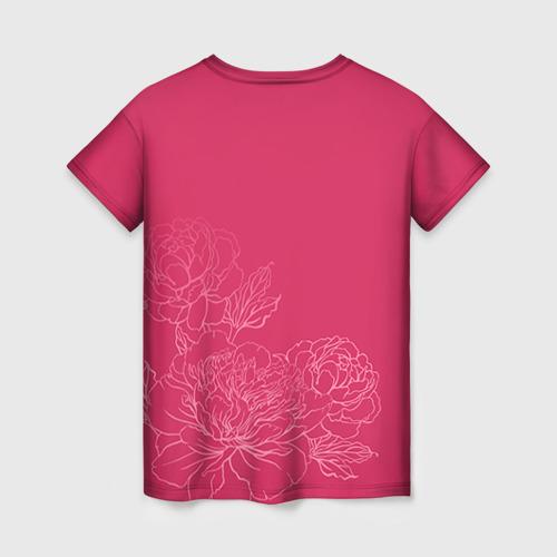Женская футболка 3D Её величество Таня Фото 01