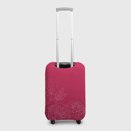 Чехол для чемодана 3D  Фото 02, Её величество Таня