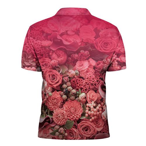 Мужская рубашка поло 3D  Фото 02, Лучшая племяшка