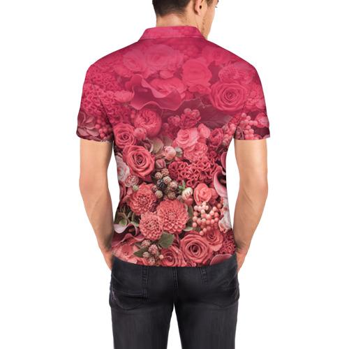 Мужская рубашка поло 3D  Фото 04, Лучшая тётя