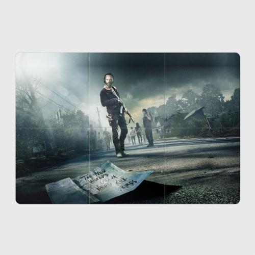 Магнитный плакат 3Х2  Фото 01, Ходячие мертвецы