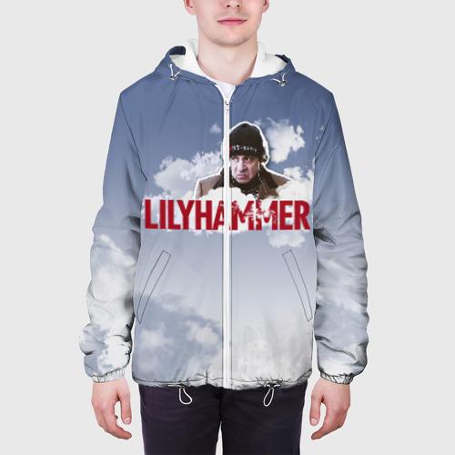 Мужская куртка 3D Лиллехаммер
