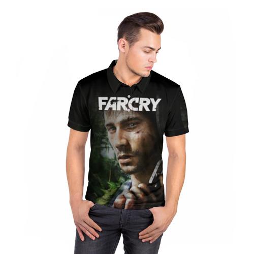 Мужская рубашка поло 3D  Фото 05, FarCry