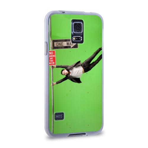 Чехол для Samsung Galaxy S5 силиконовый  Фото 02, J Leto
