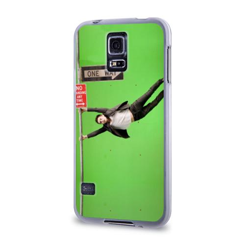 Чехол для Samsung Galaxy S5 силиконовый  Фото 03, J Leto
