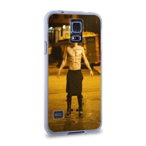 Чехол для Samsung Galaxy S5 силиконовый  Фото 02, Hurricane