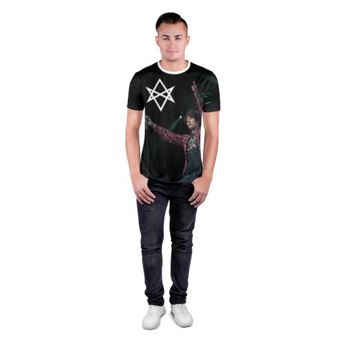 Мужская футболка 3D спортивная  Фото 04, BMTH