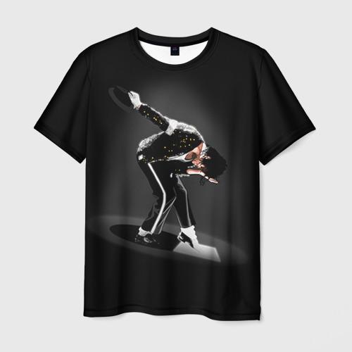 Мужская футболка 3D  Фото 03, Michael Jackson