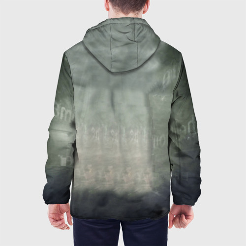 Мужская куртка 3D  Фото 05, Шерлок Холмс