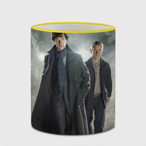 Кружка с полной запечаткой  Фото 03, Шерлок Холмс