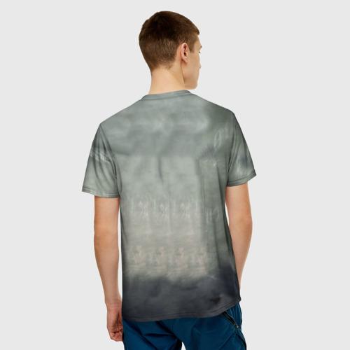 Мужская футболка 3D  Фото 04, Шерлок Холмс