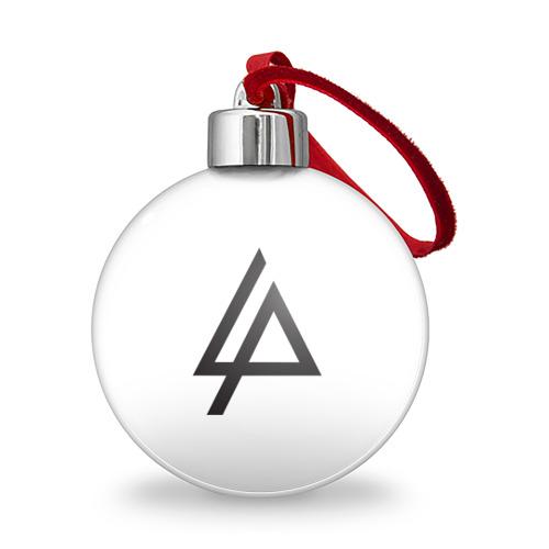 Ёлочный шар Linkin park Фото 01