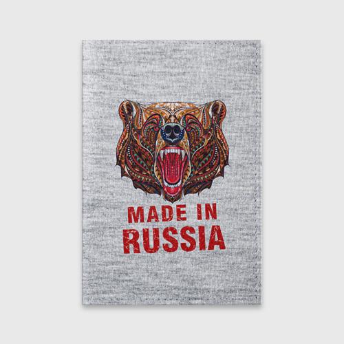 Обложка для паспорта матовая кожа  Фото 01, made in Russia
