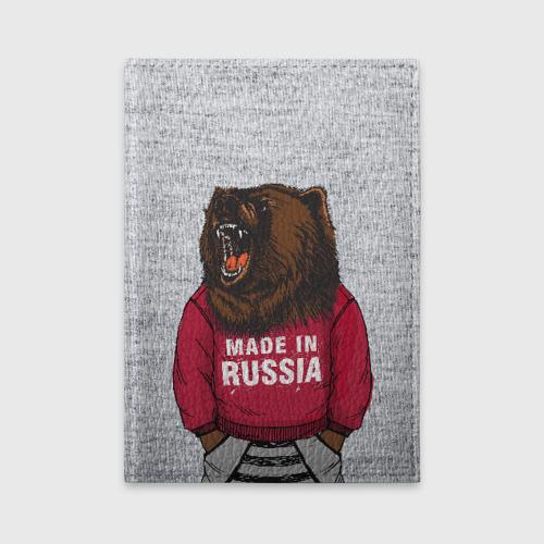 Обложка для автодокументов made in Russia Фото 01