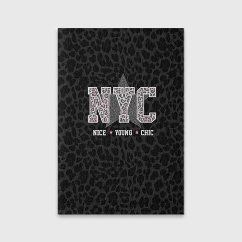 Обложка для паспорта матовая кожа  Фото 01, NYC