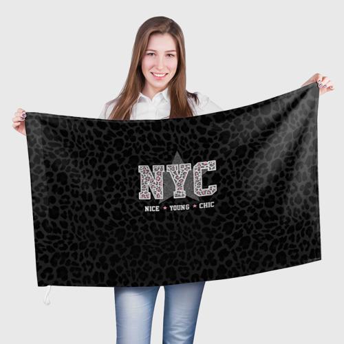 Флаг 3D  Фото 01, NYC