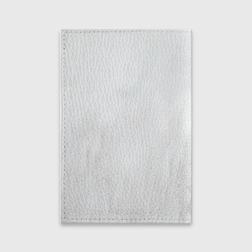 Обложка для паспорта матовая кожа  Фото 02, Я мур мур