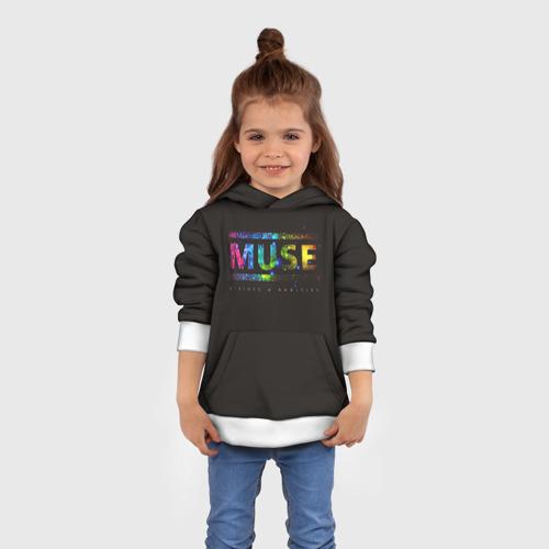 Детская толстовка 3D  Фото 01, Muse