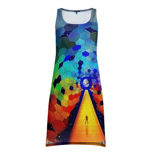 Платье-майка 3D Muse