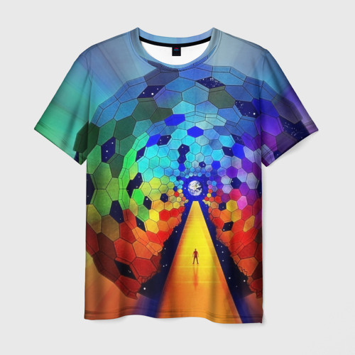 Мужская футболка 3D Muse