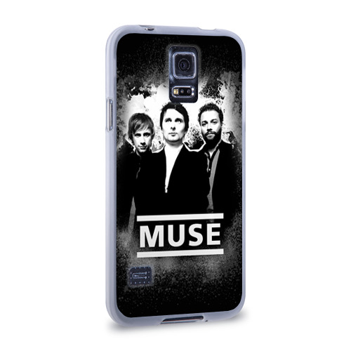 Чехол для Samsung Galaxy S5 силиконовый  Фото 02, Muse