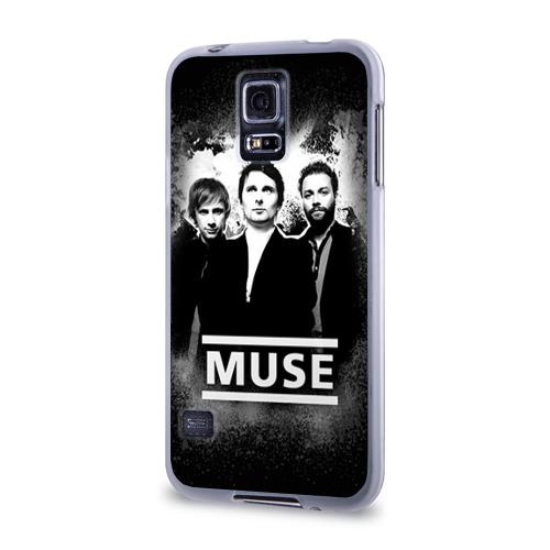 Чехол для Samsung Galaxy S5 силиконовый  Фото 03, Muse