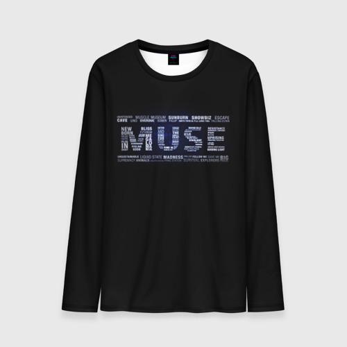 Мужской лонгслив 3D Muse XXS фото