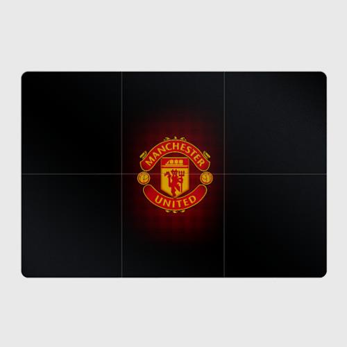 Магнитный плакат 3Х2 Манчестер Юнайтед