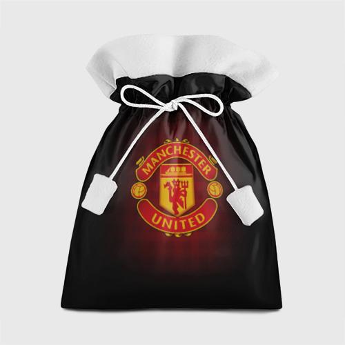 Подарочный 3D мешок Манчестер Юнайтед