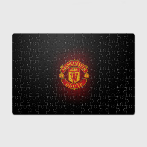 Пазл магнитный 126 элементов Манчестер Юнайтед