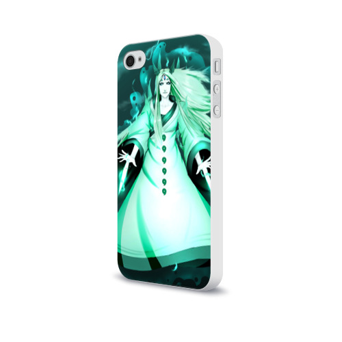 Чехол для Apple iPhone 4/4S soft-touch  Фото 03, Кагуя из Naruto Shippuuden