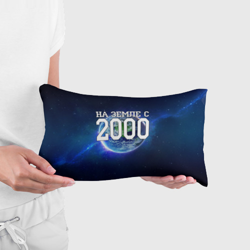 Подушка 3D антистресс  Фото 03, На Земле с 2000