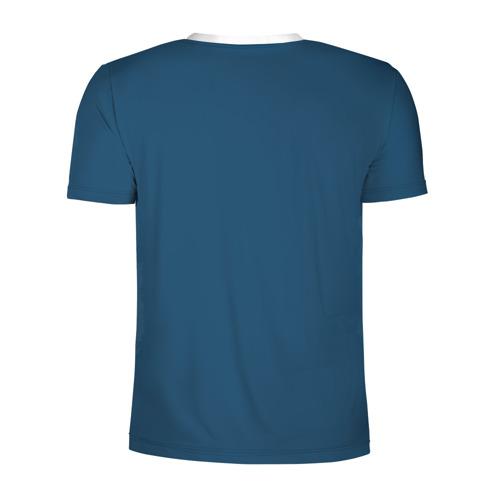 Мужская футболка 3D спортивная  Фото 02, ПСЖ