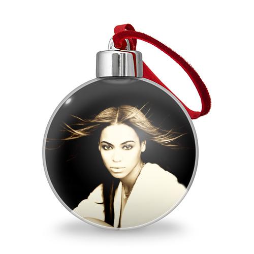 Ёлочный шар  Фото 01, Beyonce