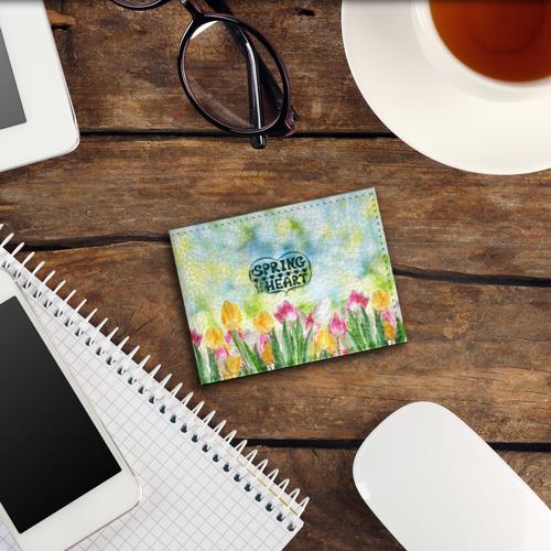 Обложка для студенческого билета  Фото 03, Весна в моем сердце