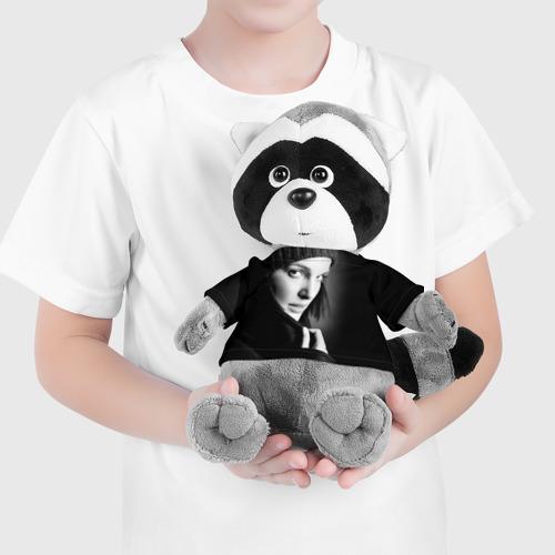 Енотик в футболке 3D  Фото 04, Натали Портман