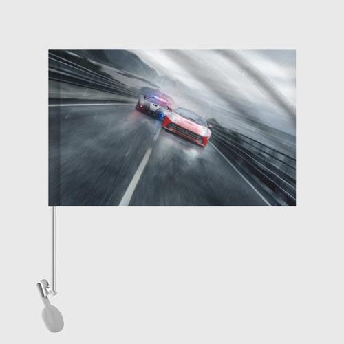 Флаг для автомобиля NFS Фото 01