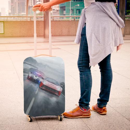 Чехол для чемодана 3D NFS Фото 01