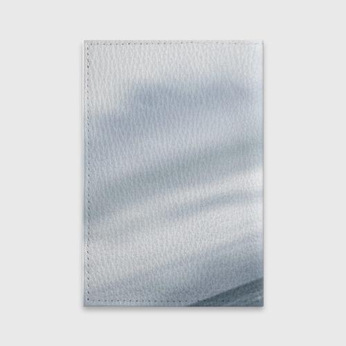 Обложка для паспорта матовая кожа NFS Фото 01