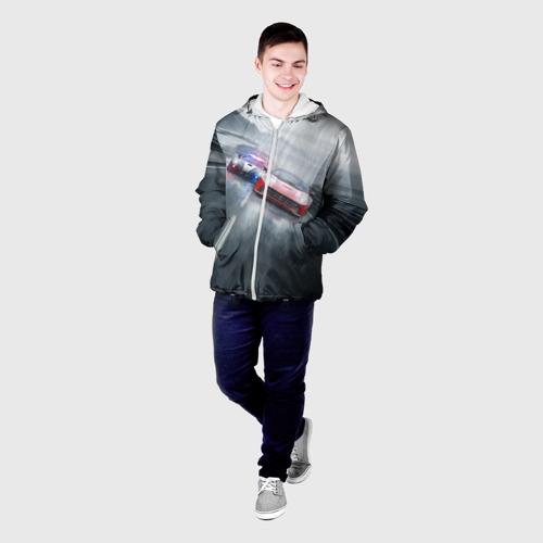Мужская куртка 3D NFS Фото 01