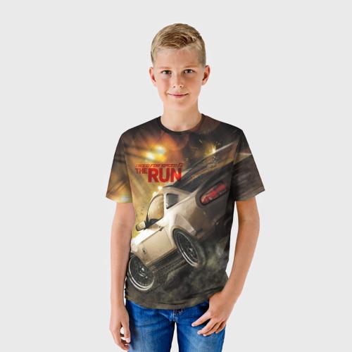 Детская футболка 3D  Фото 01, NFS
