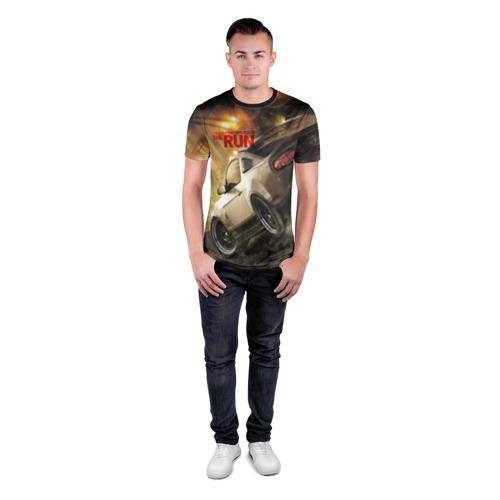Мужская футболка 3D спортивная NFS Фото 01