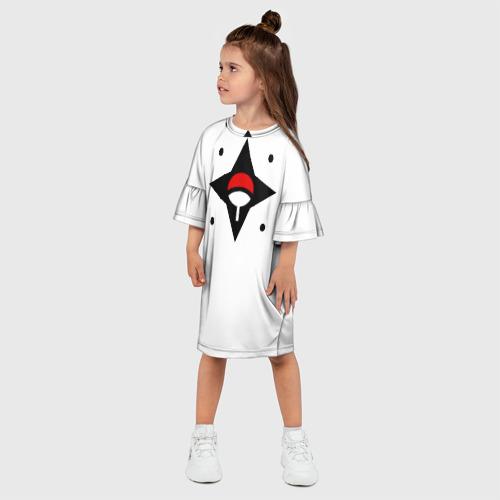 Детское платье 3D  Фото 03, Полиция Конохи