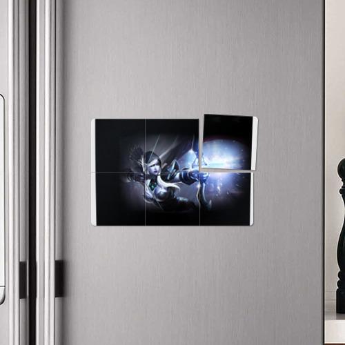 Магнитный плакат 3Х2 DROW RANGER Фото 01