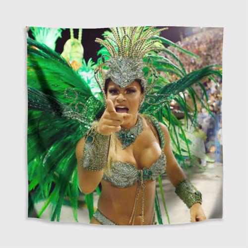 Скатерть 3D  Фото 02, Карнавал в Рио