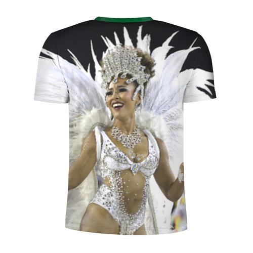 Мужская футболка 3D спортивная  Фото 02, Карнавал в Рио