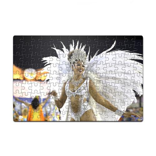 Пазл магнитный 126 элементов Карнавал в Рио от Всемайки