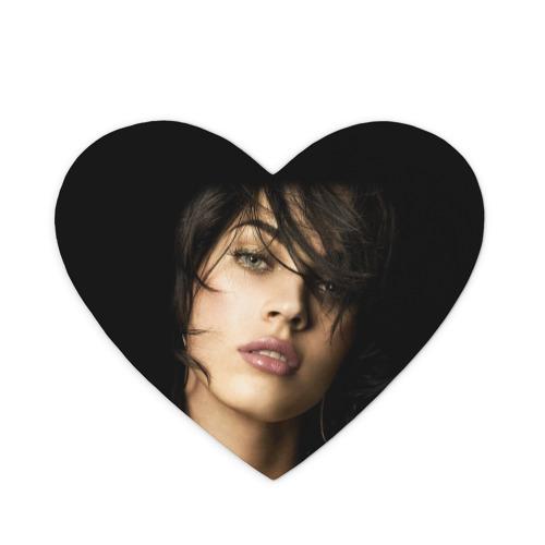 Коврик сердце  Фото 01, Меган Фокс