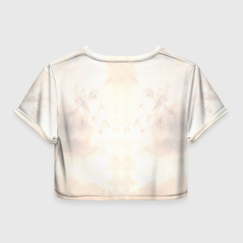 Женская футболка 3D укороченная  Фото 02, Кейли Куоко